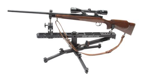 Rifle Stand by Spec Rest Rifle Mount The Specialists Ltd The