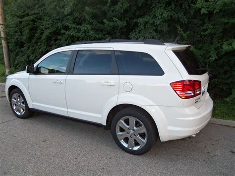 dodge crossover white dodge model journey year 2010 style