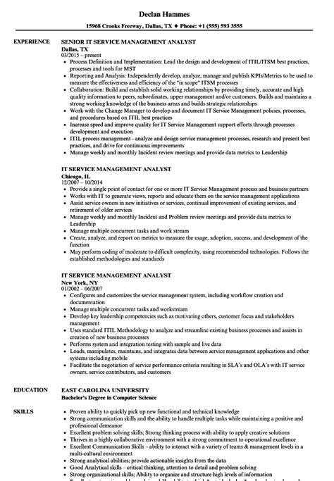 Itil Expert Cover Letter by Itil Practitioner Sle Resume Work Study Cover Letter
