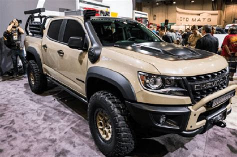 2020 Chevrolet Colorado Zr2 by 2020 Chevy Colorado Diesel Zr2 Price Specs 2020