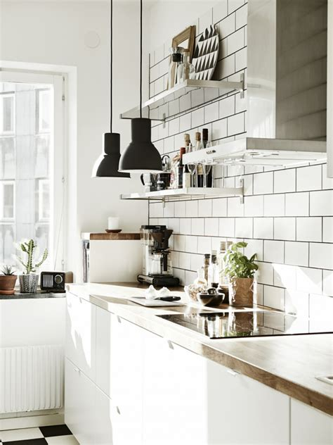 nordic kitchen decordots scandinavian apartment with industrial and mid