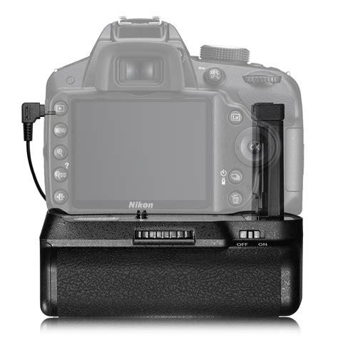neewer ir remote battery grip for nikon d3100 d3200 d3300 d5300 cameras ebay