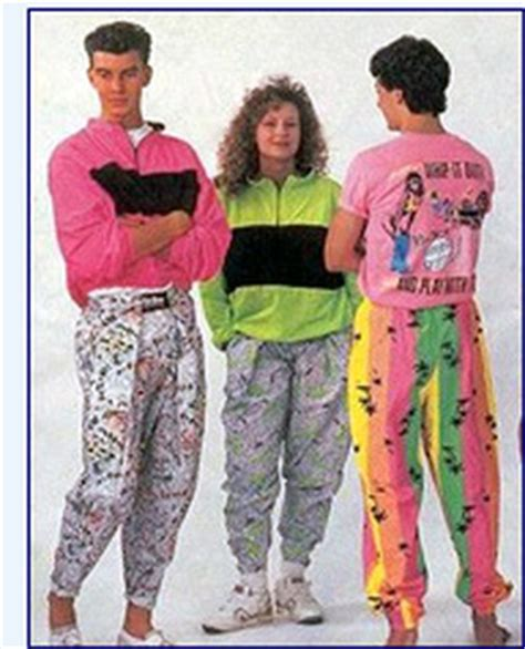 19 Looks From 80 S Are Back Fashion Trend by Fashion And Style Through The Decades Communication