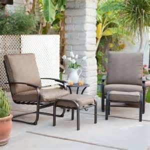 summer winds patio furniture summer winds metropolitian patio set