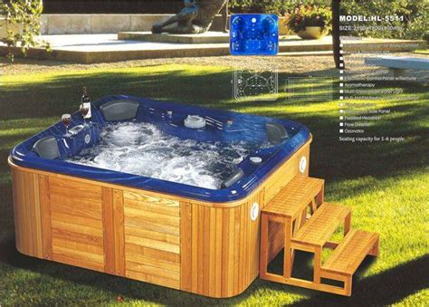 Outdoor Spa For Sale 6 Seat Outdoor Spa Bath Tub 5503 For Sale From