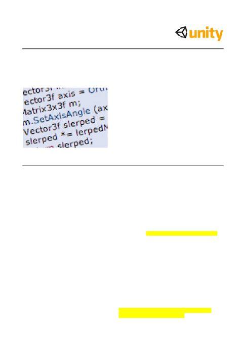 unity javascript tutorial pdf unity 3d orjinal başlangı 231 dersleri 2