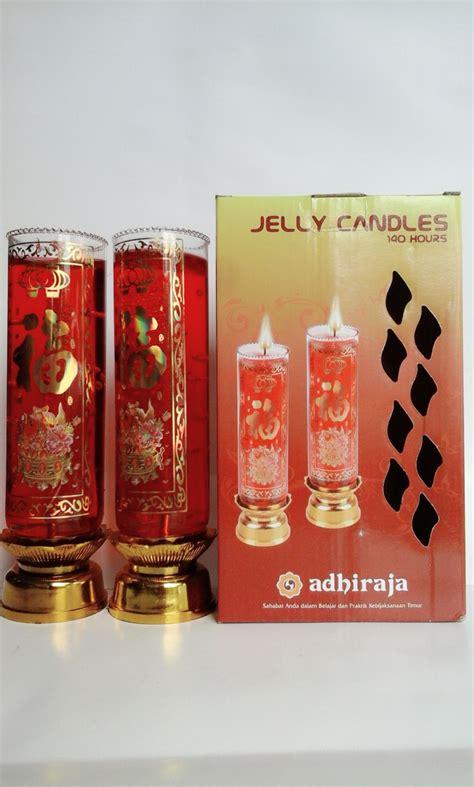 Alat Jelly lilin jelly 140jam toko alat sembahyang kian zhuan