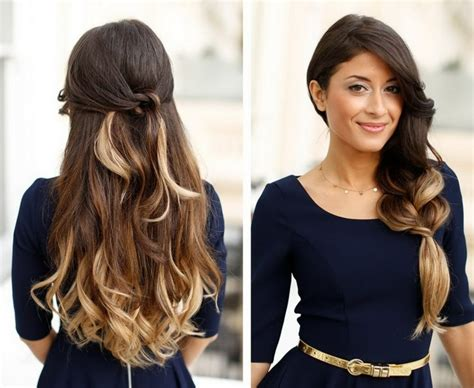 what is the hot hair for 2015 coiffure facile 224 faire en quelques 233 tapes id 233 es et photos