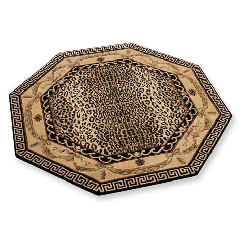 animal print throw rugs bathroom ideas using leopard print leopard area rugs central octagons of animal