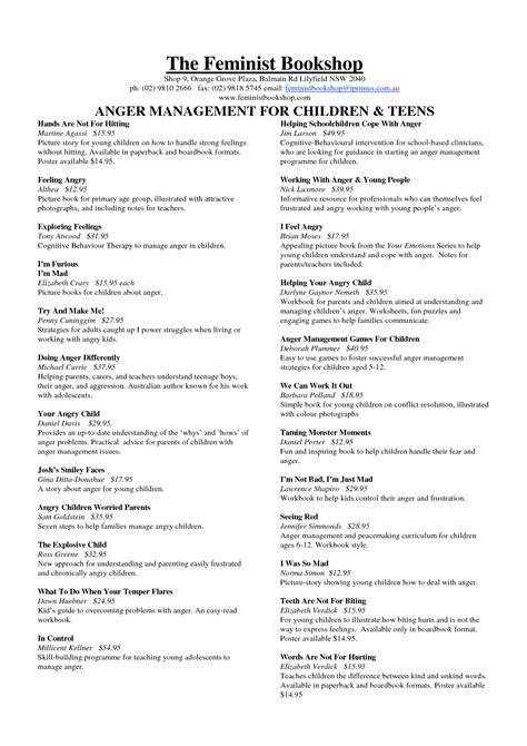 Anger Management Worksheets For Adults by 18 Best Images Of Anger Management Printable Worksheet