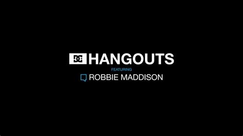 Baju Dc Robbie Maddison Sign dc shoes hangouts featuring robbie maddison