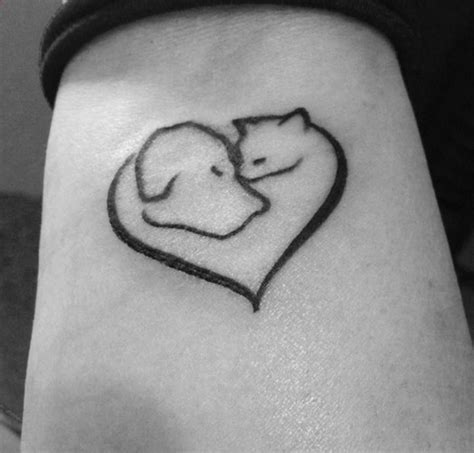 heartbeat cat tattoo 176 best images about tattoos on pinterest dog