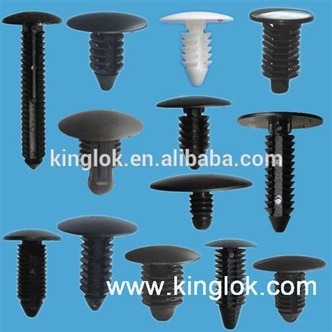 automotive plastic fasteners plastic pine tree clip