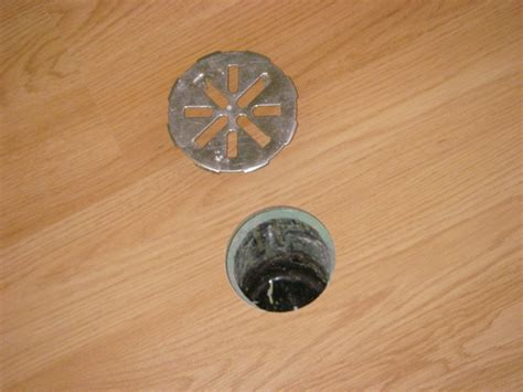 the basement floor drain how does a basement floor drain