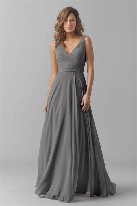 Dress Grey best 25 grey bridesmaid dresses ideas on grey