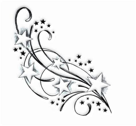 tatuaż wzory tatuaży tatuaże gwiazdki