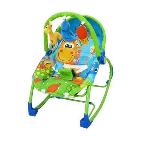 Ayunan Kursi Manual Bayi Bouncer Pliko Hammock Rocking jual pliko rocking chair hammock 3 phases giraffe baby