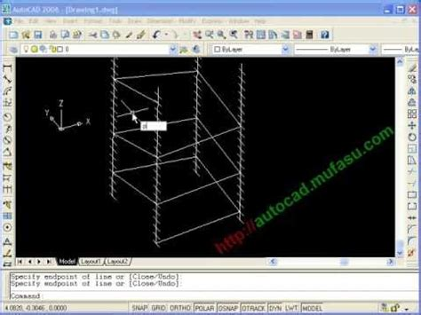 tutorial autocad 2004 youtube autocad tutorial 3d polyline youtube