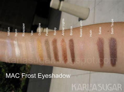 angelcare matte best 25 mac eyeshadow swatches ideas on mac