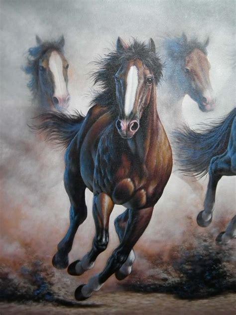 Lukisan Kuda Painting lukisan kuda uus kusmana paintings