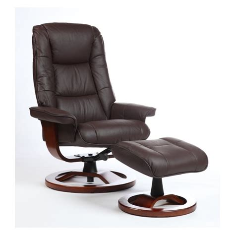 fauteuil relaxation cuir fauteuil relax cuir marron rennaise