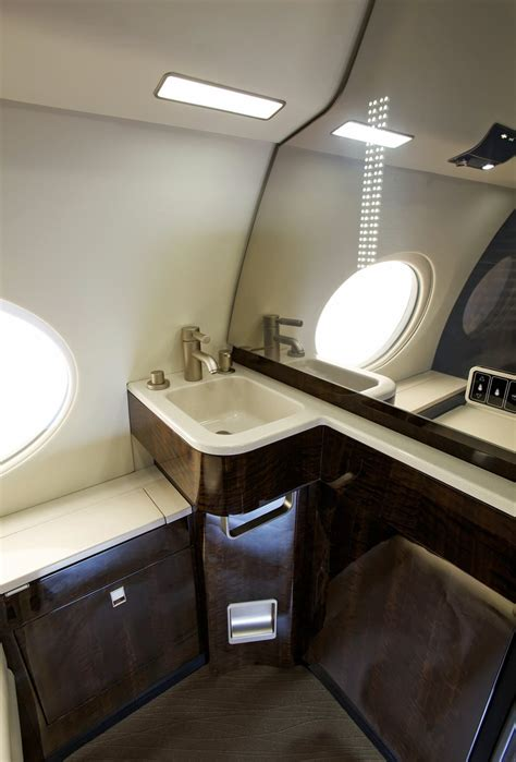 Private jet bathrooms PrivateFly Blog
