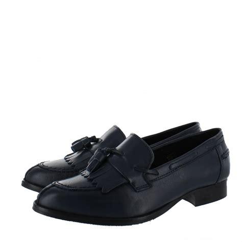 womens navy loafers marta jonsson womens tassel loafers 1079l s navy
