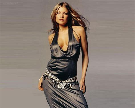Fergie Is Beautiful by Fergie Sizzling Wallpapers 521 Entertainment World