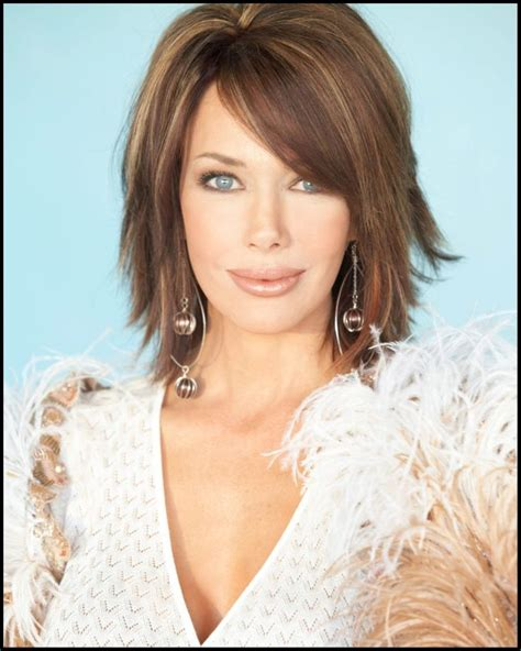 hunter tylo hair color 1000 images about hair on pinterest bobs cut and color