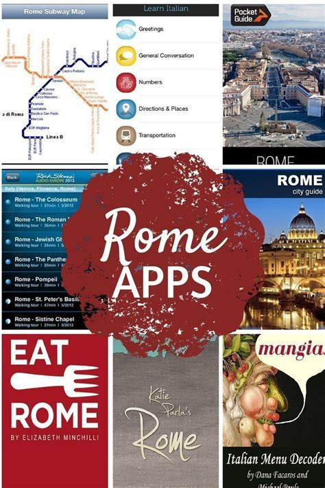 best rome apps the 25 best rome ideas on italy italy travel