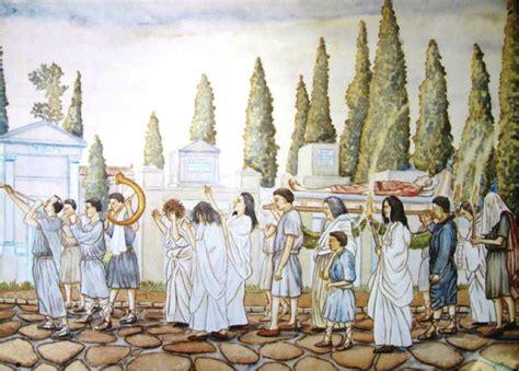 era romana i riti funebri nella roma antica roma eredi di un impero