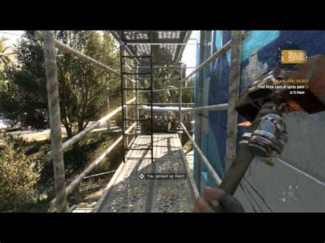 Dying Light S Day Roof Dying Light Cease And Desist Find 3 Cans Of Paint
