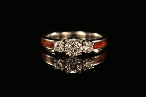 wooden engagement rings places  visit pinterest