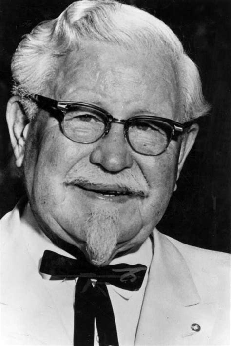 biography of colonel sanders harland sanders 1890 1980 find a grave memorial