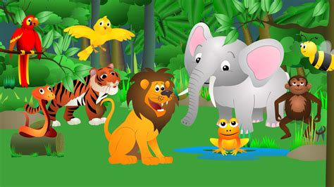 animal jungle jungle animals pictures www imgkid the image kid