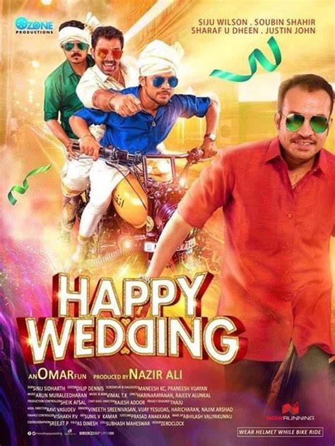 poster film operation wedding happy wedding poster nowrunning malayalam pinterest
