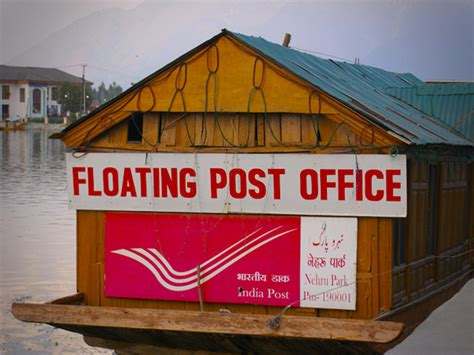 Lake Post Office by Did You About The Floating Post Office