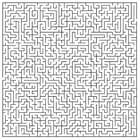 printable halloween maze difficult printable free mazes for adults loving printable