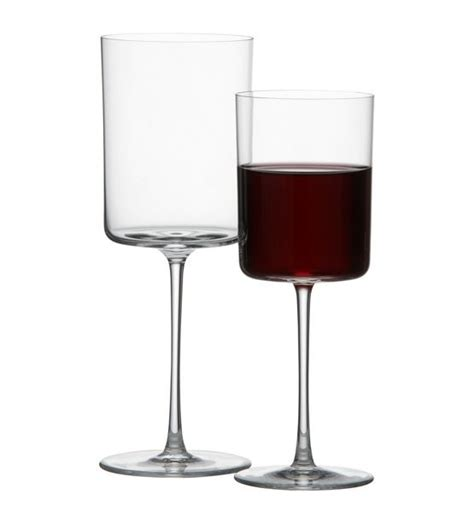 modern wine glasses modern wine glasses c b home essentials pinterest
