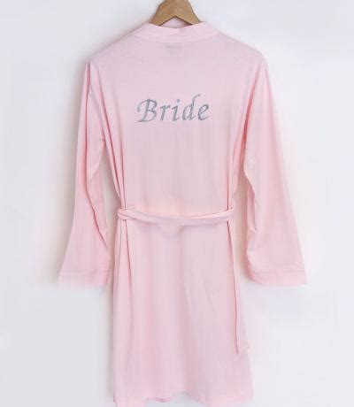 Bridesmaid Dressing Gowns by Personalised Bridesmaid Dressing Gowns Wedding