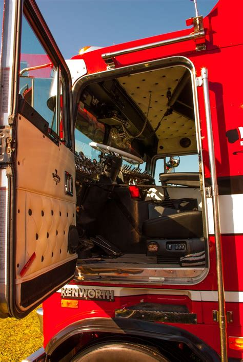 kenworth truck interior 48 best chicken lights and chrome images on pinterest