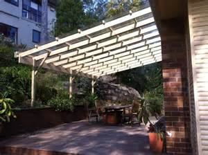 Clear Pergola Roofing by Queenscliff Freshwater Pictures