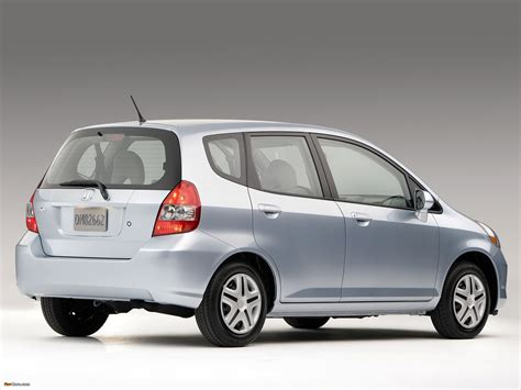 honda fit 2006 specs honda fit us spec gd 2006 08 wallpapers 2048x1536