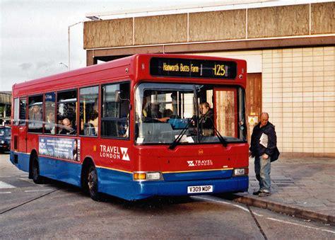 london bus route