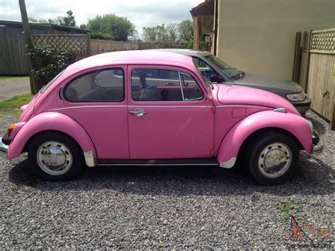 pink volkswagen beetle for sale pink volkswagen beetle for sale uk