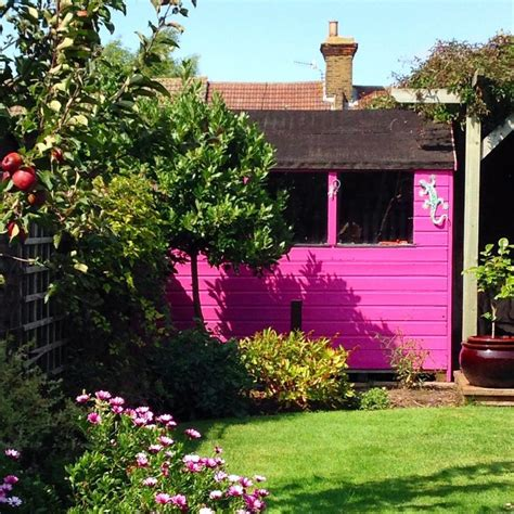 re v your shed a really easy guide the middle sized garden gardening