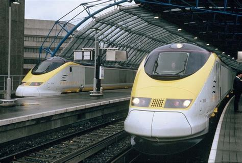 Eurostar Sleeper by Trains Worldexpresses