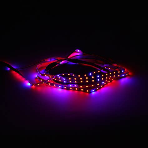 30w Dc 12v 5 Blue 25 Red Flexible Soft Led Grow Light Bar Led Light Bar Indoor