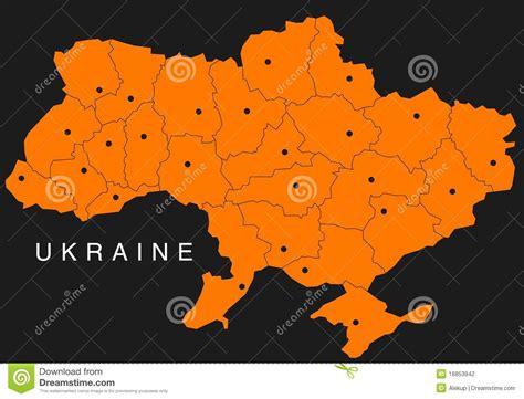 ukraine map vector ukraine map sign vector cartoondealer 5738793