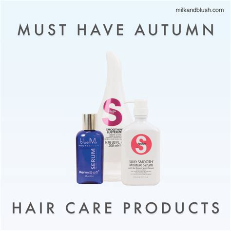must have hair must have autumn hair care products hair extensions blog